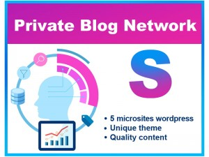 Private Blog Network PBN SEO (S)
